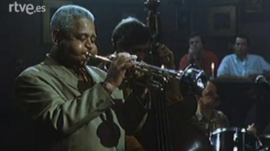 Bop Hope y Dizzy Gillespie