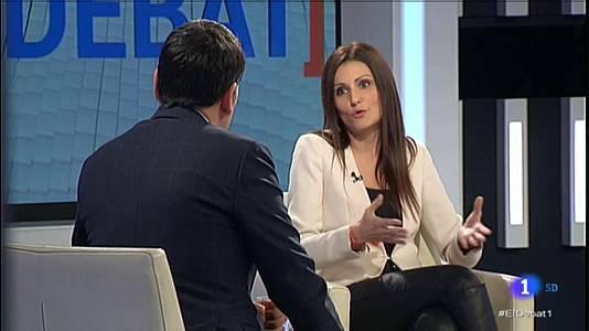 Lorena Roldán, de C's, censura la mesa de diàleg pactada ent