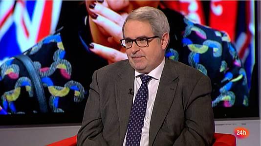 Ferran Tarradellas, dir. Comissió Europea a Barcelona