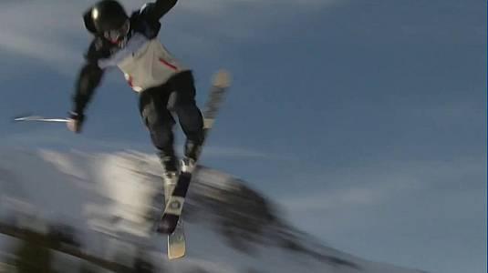 Esquí freestyle - Copa del Mundo. Finales Slopestyle. Prueba Mammoth Mountain, desde Mammoth Mountain (EE.UU.)