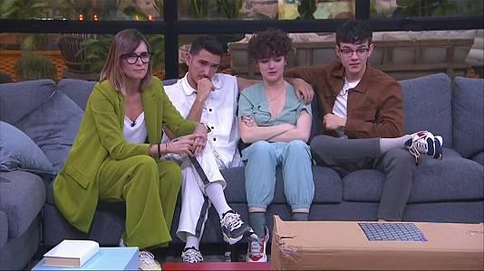 El chat: Gala 5