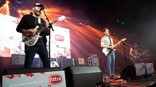 La La Love You en la Fiesta de Radio 3 Extra