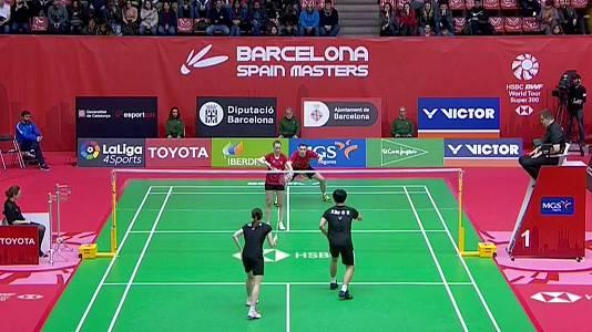 Barcelona Spain Masters Final Doble Mixto