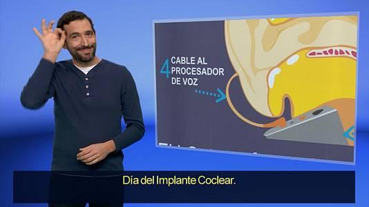 En lengua de signos - 01/03/20