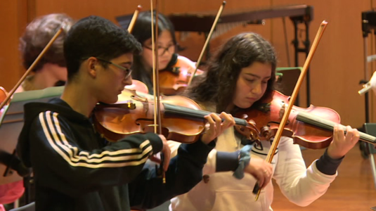 La revolución de los violines