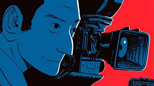 Días de cine recomienda el cómic 'El cineasta'