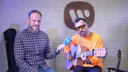 Atrvpadxs - Mike Bahía en directo