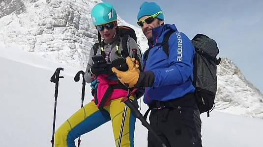 "Deporte de montaña - Documental ""Aventura 2 Challenge"""