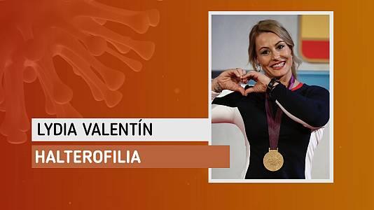 """Lydia Valentín: """"Es la mejor decisión, los deportistas necesitábamos saber"""""""