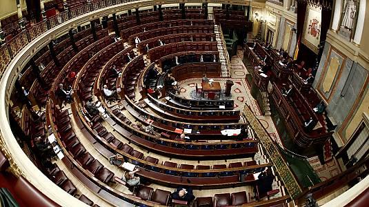 Coronavirus - Pleno del Congreso (3)