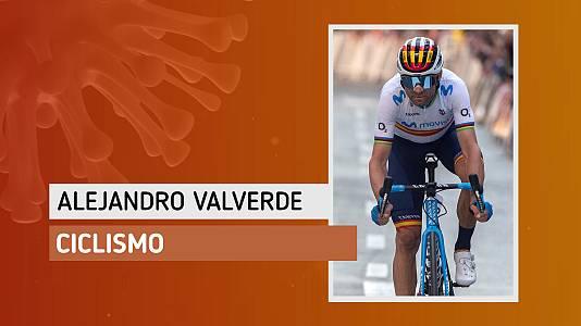 """Alejandro Valverde: """"No tenía sentido que los Juegos fuesen en 2020"""""""