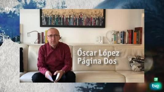 Els cinc llibres per gaudir del confinament de l'Óscar López