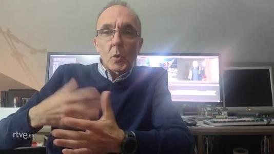 Gerardo Sánchez nos habla del programa y de cómo vive estas