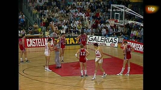 Baloncesto - Eurobasket 1985: España - URSS