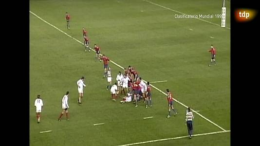Quédate en casa con TDP - Rugby - Clasificación para el Mundial de 1999: España - Portugal