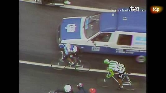 Ciclismo - Vuelta a España 1985. Etapa Alcalá- Segovia