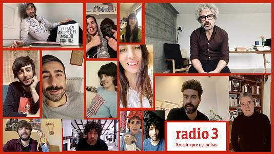 #Quédateencasa con Radio 3