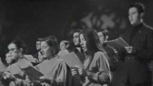 La voz del pueblo canta la Semana Santa