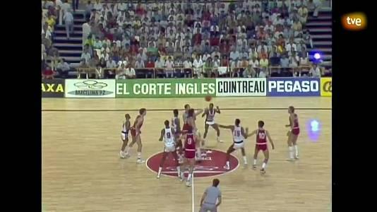 Baloncesto - Campeonato del Mundo 1986 - Final: URSS-EEUU