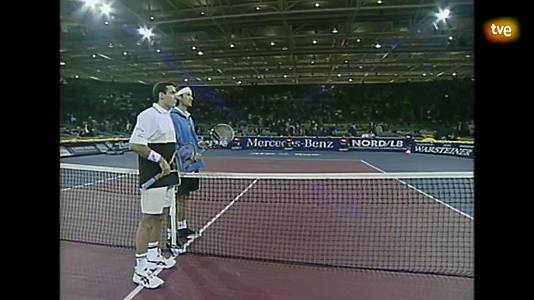 Tenis - Masters 1998 - Final: Alex Corretja-Carlos Moyà