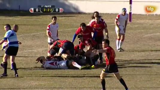 Rugby - Campeonato Europa 2012: España-Georgia