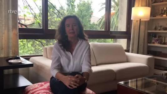 Susana del Río cree que los ciudadanos deben participar en la refundación del proyecto europeo