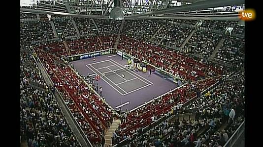 Tenis. Final Masters Series 2005: R. Nadal-I. Ljubicic