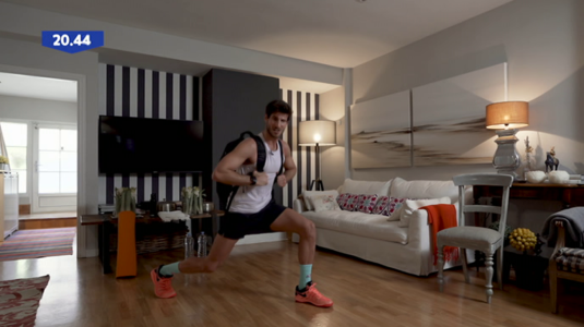 Programa 20 (fortalecer piernas, brazos y abdomen en casa)