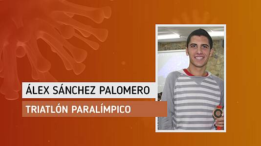 """Álex Sánchez Palomero: """"El confinamiento lo llevo con resignación y aceptación, es lo mejor para todos"""""""