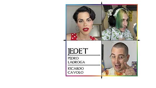 OK Playz con Jedet, Pedro LaDroga y Ricardo Cavolo