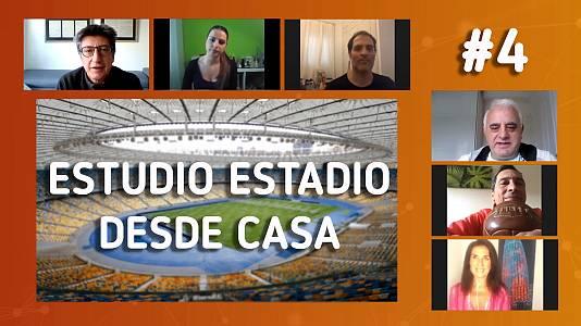 'Estudio Estadio desde casa', programa 4: ¿Se puede obligar a los futbolistas a volver?