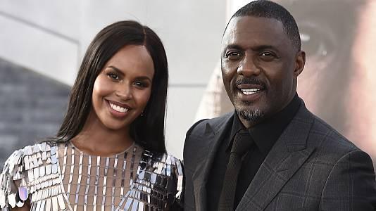 Idris Elba y su mujer, confinados tras superar el Covid-19