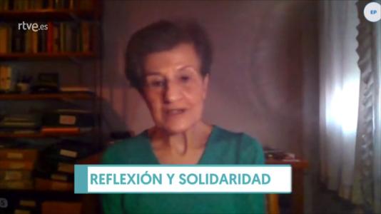 """Adela Cortina: """"La solidaridad y la esperanza se cultivan"""""""