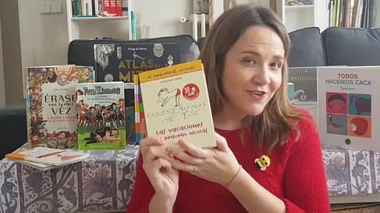 Día del Libro: las recomendaciones de Leticia Audibert