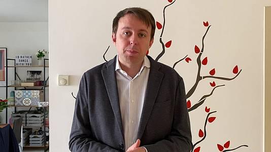 """Javi López, eurodiputado: """"El fondo para la recuperación debe mover nuestro economía a un futuro verde e inclusivo"""""""