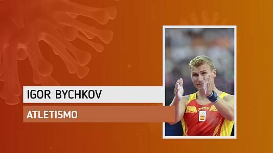 """Igor Bychkov: """"Esto me ha enseñado lo rápido que pueden cambiar las cosas"""""""