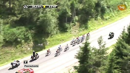 Tour de Francia 2010 - 12ª etapa: Bourg de Péage-Mende