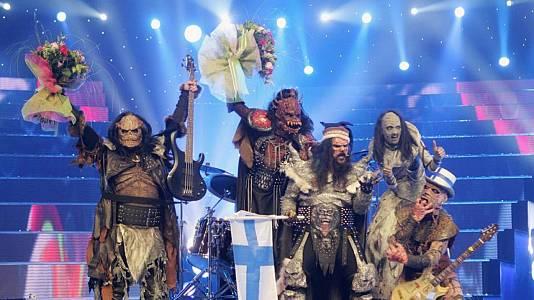 Final del Festival de Eurovisión 2006