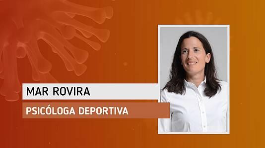 """Mar Rovira: """"Ahora es el mejor momento para que deportistas y entrenadores os unáis"""""""