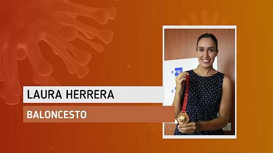 """Laura Herrera: """"Espero que con el tiempo no se nos olvide lo bueno de la gente en esta situación"""""""
