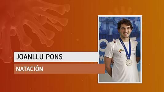 """Joanllu Pons: """"He hecho un curso acelerado de empalmar cables"""""""