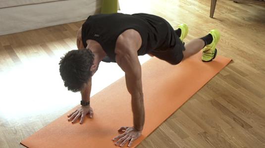 Programa 26 (Fuerza y cardio. Piernas, brazos y abdomen)