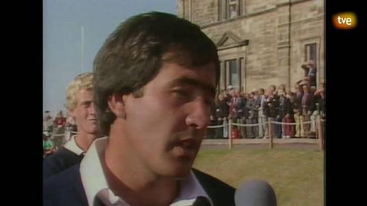 Golf - British Open 1984, en Escocia