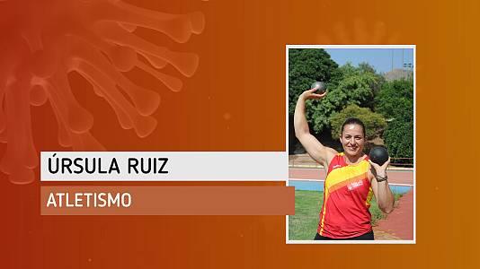 """Úrsula Ruiz: """"Espero que nos enseñe a poner en una escala de valores lo que queremos ser"""""""