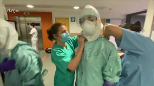 Un millar de sanitarios gallegos se han contagiado de coronavirus