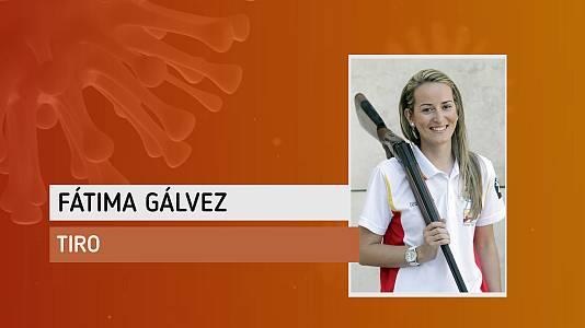 """Fátima Gálvez: """"Lo que peor llevo es no poder pasar los momentos difíciles con mi familia"""""""