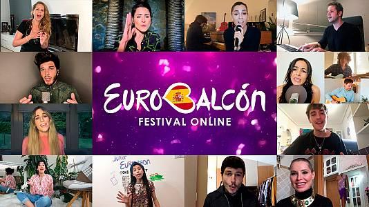 Eurobalcón: El concierto de Eurovisión en RTVE completo