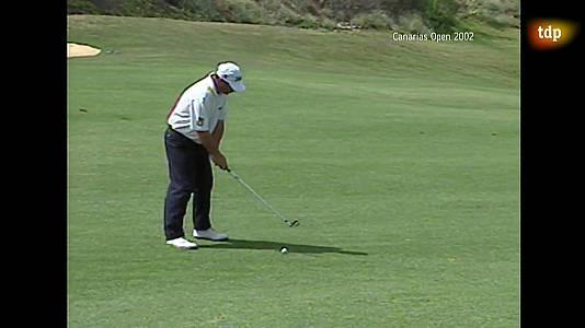 Golf - Canarias Open de España 2002