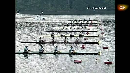 Piragüismo - Campeonato del Mundo 2003, en Georgia