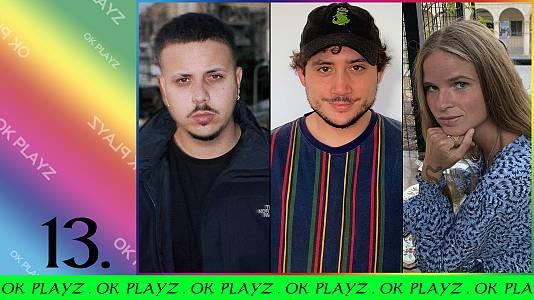 OK Playz con Cruz Cafuné, Darío Eme Hache y María Rosenfeldt